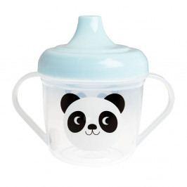 Detská fľaštička na pitie Rex London Miko The Panda, 190 ml