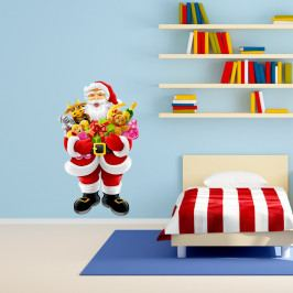 Vianočná samolepka Fanastick Noel Apporte Les Cadeaux