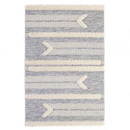 Sivý koberec Mint Rugs Handira Arrow, 290×194 cm