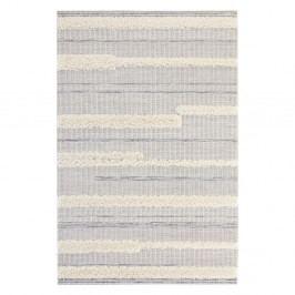 Sivý koberec Mint Rugs Handira Stripes, 290×194 cm