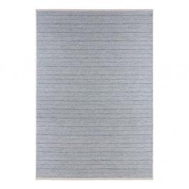 Modrý koberec vhodný aj do exteriéru Runna, 140×200cm
