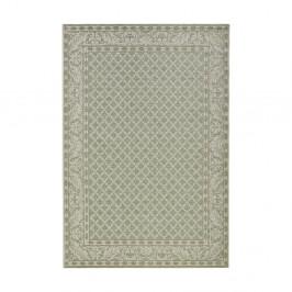 Zelený koberec vhodný aj do exteriéru Royal, 115×165cm