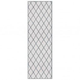 Sivý behúň Zala Living Magic Scale, 50×150 cm