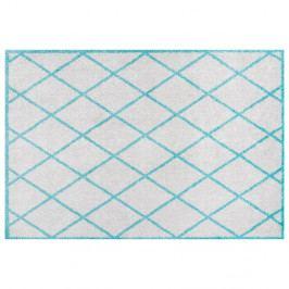 Sivo-modrá rohožka Zala Living Scale, 50×70 cm