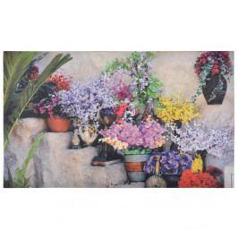 Podložka pod liatinovú rohožku Esschert Design Flowers