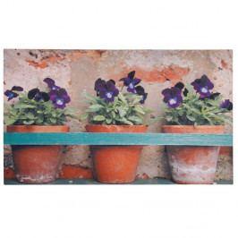 Podložka pod liatinovú rohožku Esschert Design Violets