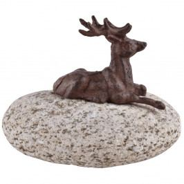 Dekoratívny kameň s jeleňom Esschert Design