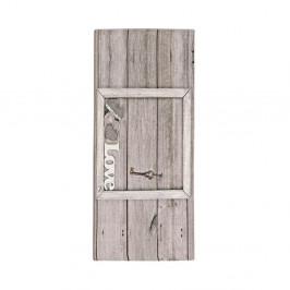 Vysokoodolný kuchynský koberec Webtappeti Keylove, 60 x 140 cm