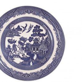 Tanier Churchill China Blu Willow, Ø26 cm