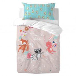 Detské bavlnené obliečky Baleno Dream, 100×135 cm