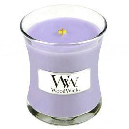 Sviečka s vôňou orgovánu WoodWick, doba horenia 20 hodín
