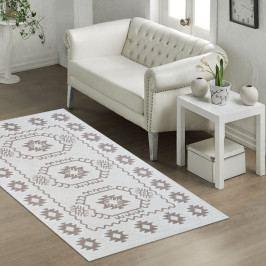 Odolný koberec Vitaus Dahlia, 60×90 cm