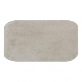 Krémová predložka do kúpeľne Confetti Miami,67×120 cm