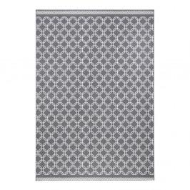 Sivý koberec Zala Living Chain, 200×290cm