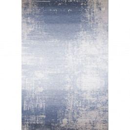 Modrý koberec Kate Louise, 80×150cm