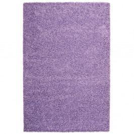Fialový koberec Universal Catay, 57×110cm