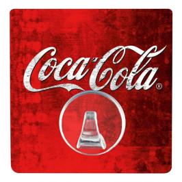 Samodržiaci vešiak Wenko Static-Loc Coca-Cola Classic