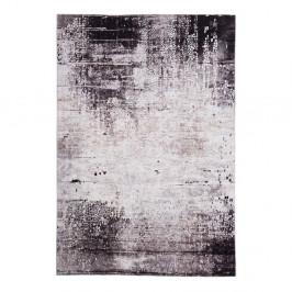 Koberec odolný voči škvrnám Floorita Klimt Grey, 80×150 cm
