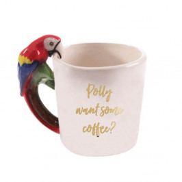 Hrnček Tri-Coastal Design Parrot Polly