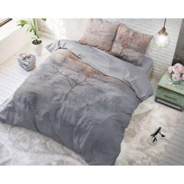 Bavlnené obliečky na jednolôžko Sleeptime Dream Tree, 140×220 cm