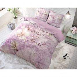 Bavlnené obliečky na jednolôžko Sleeptime Blossom, 140×220 cm