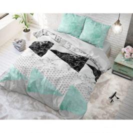 Bavlnené posteľné obliečky Sleeptime Artisan, 140 x 220 cm