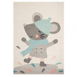 Detský koberec s motívom myši Hanse Home, 170×120 cm