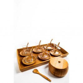Bambusová servírovacia sada Bambum Gala