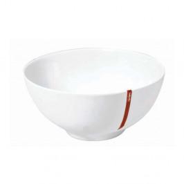 Servírovacia misa z kostného porcelánu Sabichi Bone China, Ø20,5cm