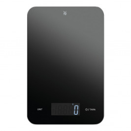 Čierna kuchynská digitální váha WMF Cromargan®