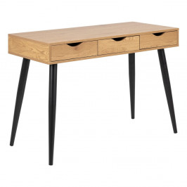 Pracovný stôl v dekore dreva Actona Neptun