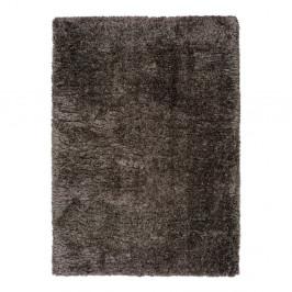 Tmavosivý koberec Universal Floki Liso, 60 × 120 cm