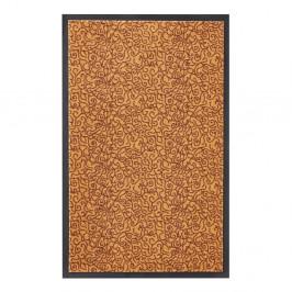 Oranžová rohožka Zala Living Smart, 75×45cm