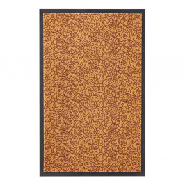 Oranžová rohožka Zala Living Smart, 120x75cm