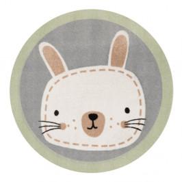 Detský koberec Zala Living Rabbit, ⌀100cm