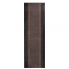 Hnedý behúň Hanse Home Monica, 80×200 cm