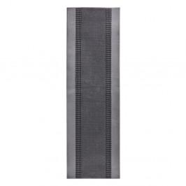 Sivý behúň Hanse Home Monica, 80×400 cm
