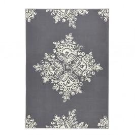 Sivo-biely koberec Schöngeist & Petersen Gloria Blossom, 160x230cm