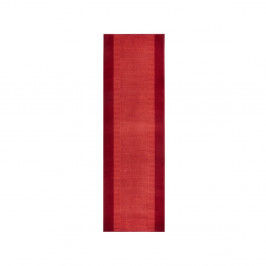 Koberec Basic, 80x450 cm, červený