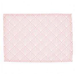 Ružové bavlnené prestieranie Green Gate Celine, 40×50 cm