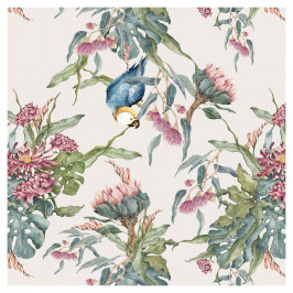 Tapeta na stenu Dekornik Tropical Parrot, 50x280cm