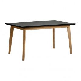 Rozkládací jedálenský stôl v dekoru dubového dreva Marckeric Ceilan