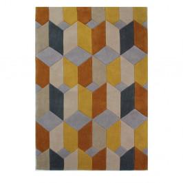 Koberec Flair Rugs Infinite Scope Ochre, 160×230cm
