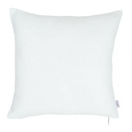Biela obliečka na vankúš Apolena Simple, 43×43 cm