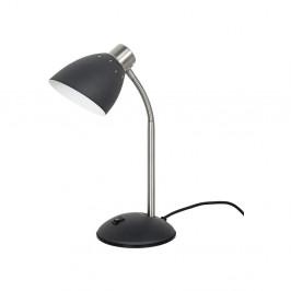 Čierna stolová lampa Leitmotiv Dorm