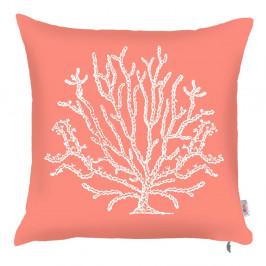 Obliečka na vankúš Apolena Coral, 43×43cm