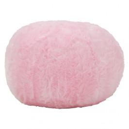 Ružový puf Mauro Ferretti Plush