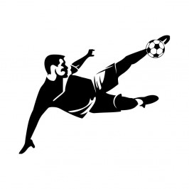 Samolepka Ambiance Football