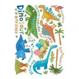 Samolepka Ambiance Colourful Dino