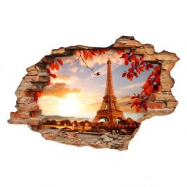 Samolepka Ambiance Landscape Eiffel Tower